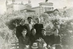 В.Буруев, Л.Линховоин, К. Базарсадаев, С.Раднаев, С.Алферов