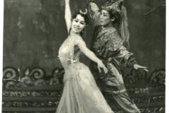 Л. Сахьянова, Ц. Бадмаев